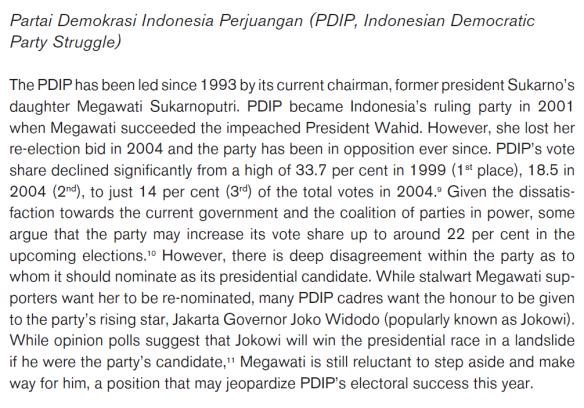Indo PDI-P