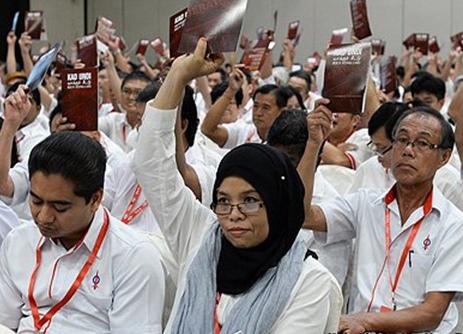 DAP convention