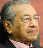 Mahathir now