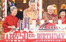Birthday cake SG
