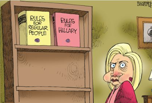 Hillary Rules