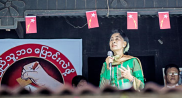 San Suu Kyi