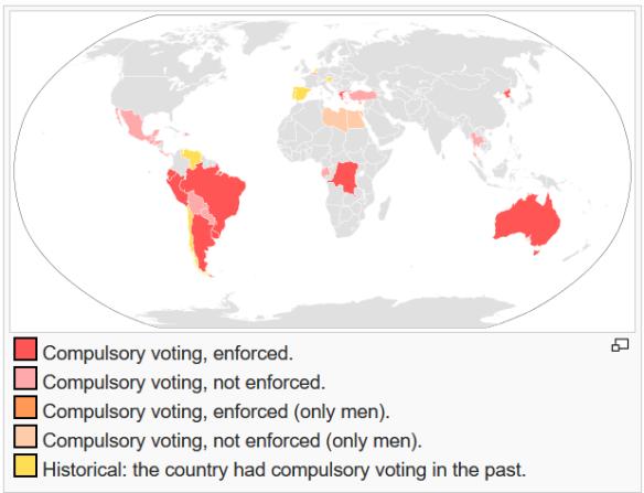Compulsory Vote Wiki