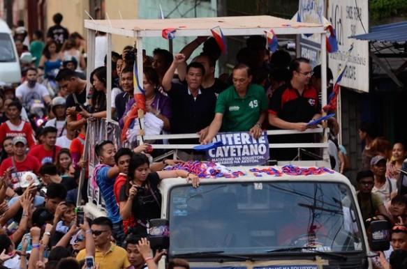 Presidential+Candidate+Rodrigo+Duterte+Campaigns+lae0sXCDaAnl